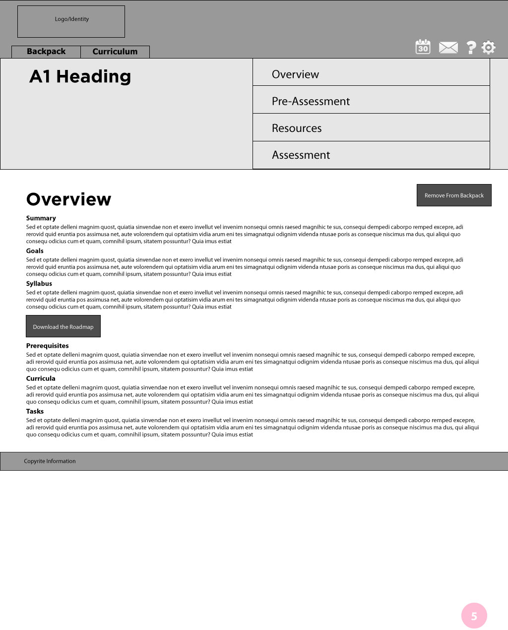 5_WIreframes_Overview