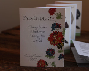 Fair Indigo Business Launch