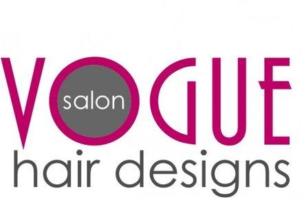 Vogue Hair Designs Logo
