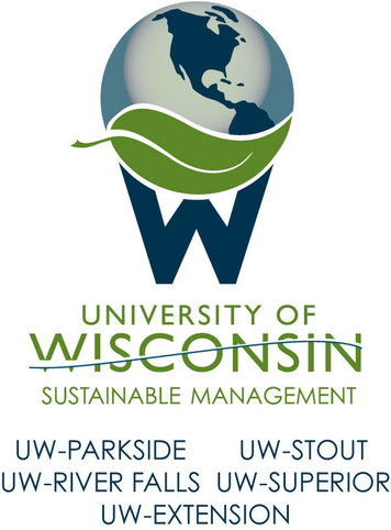 University of Wisconsin Sustainable Management Logo
