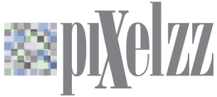 Pixelzz Design Logo